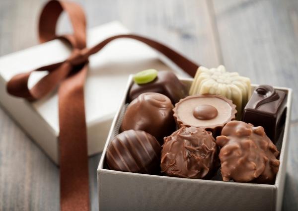cadeau entreprise chocolat