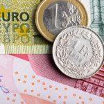 Sur quel site observer le taux de change du franc suisse en euro à aujourd'hui ?